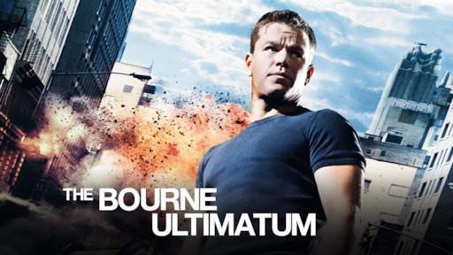 The Bourne Identity | Netflix