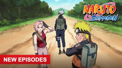 Naruto Shippuden | Netflix