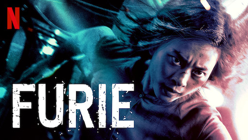 Furie Netflix Official Site
