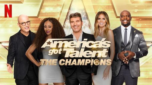 America's Got Talent | Netflix Official Site