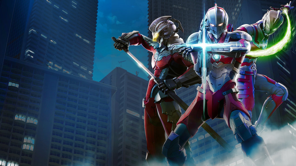 Ultraman | Netflix Official Site