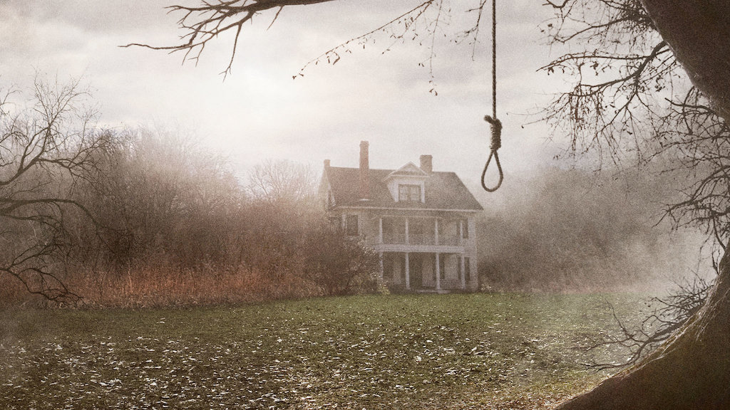 The Conjuring | horror movies on Netflix