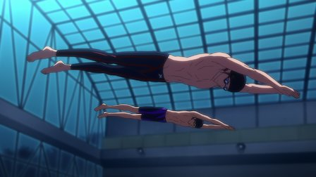 watch free swimming anime episode 1