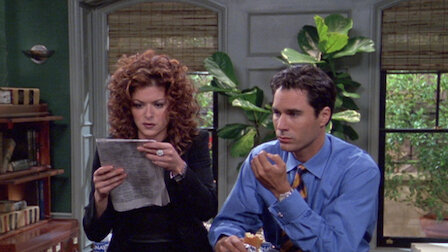 Friendship Card Will and Grace Inspired You/'re the Karen to My Jack