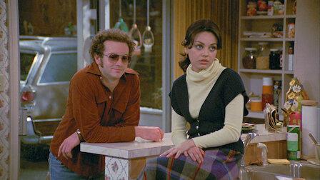 Η δεκαετία του  70 δείχνει τον Χάιντ και την Τζάκι να βγαίνουν