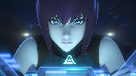 Ghost In The Shell Sac 2045 Netflix Official Site