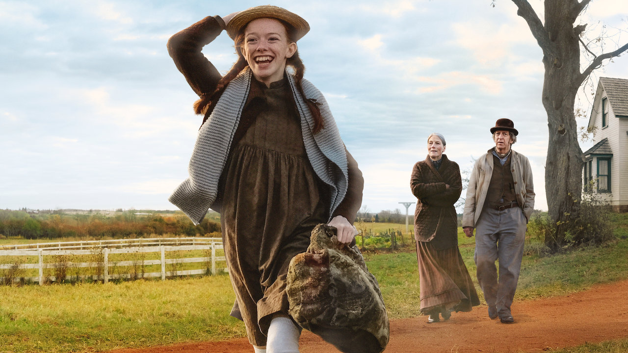Cast of anne with an e
