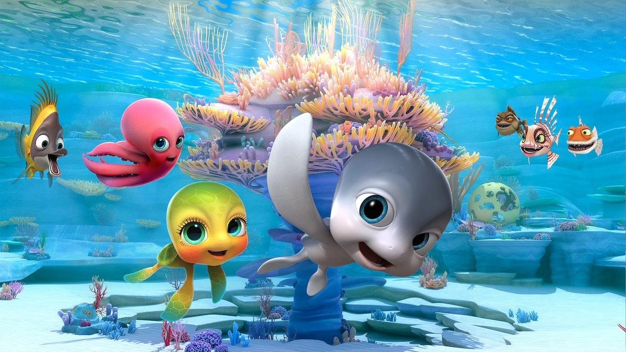 Schildkröte Kinderserie