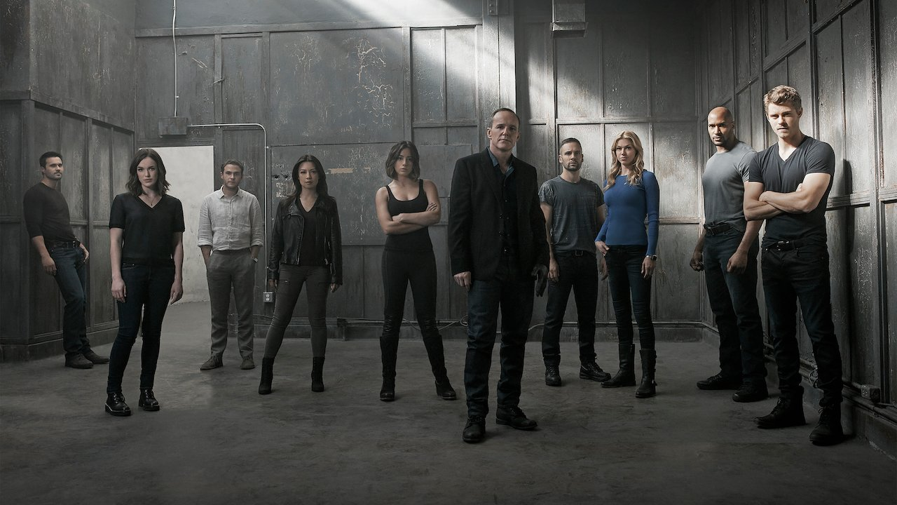 Marvel's Agents of S H I E L D  | Netflix
