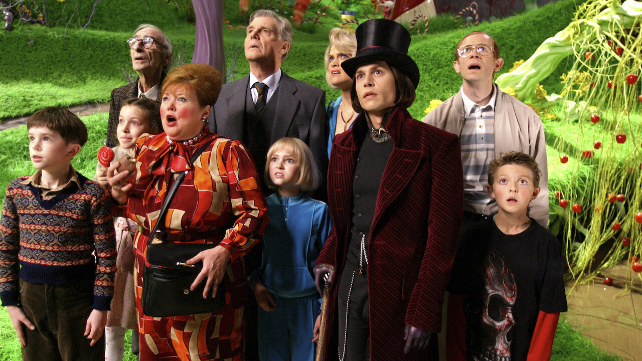 Charlie and the Chocolate Factory | Netflix