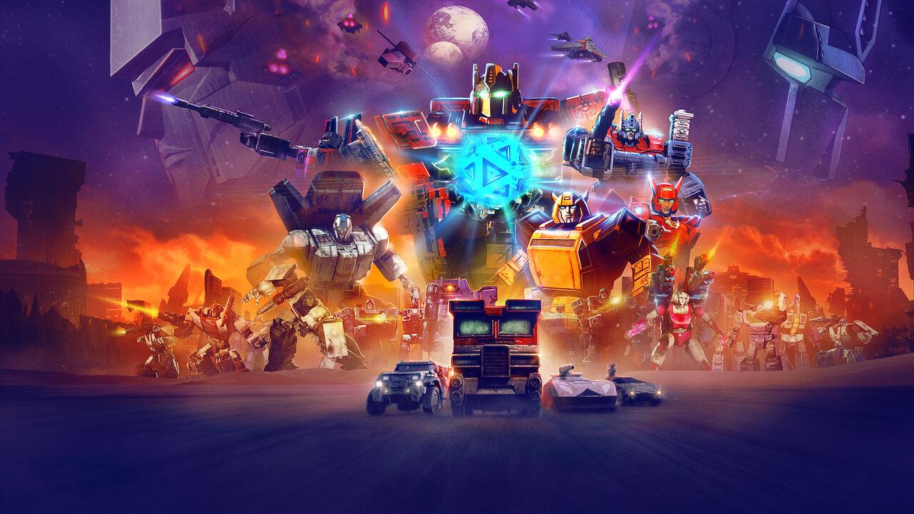 Transformers: War For Cybertron Trilogy | Netflix Official Site