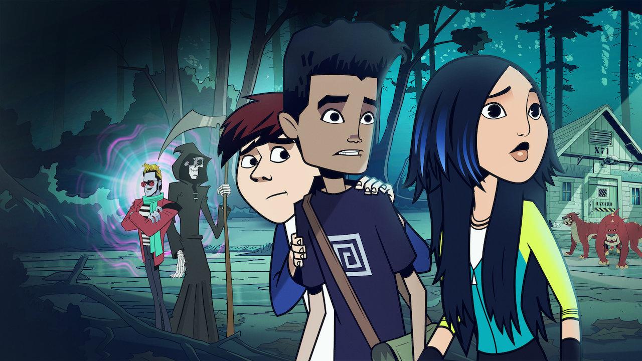 O2tvserise Animation Season