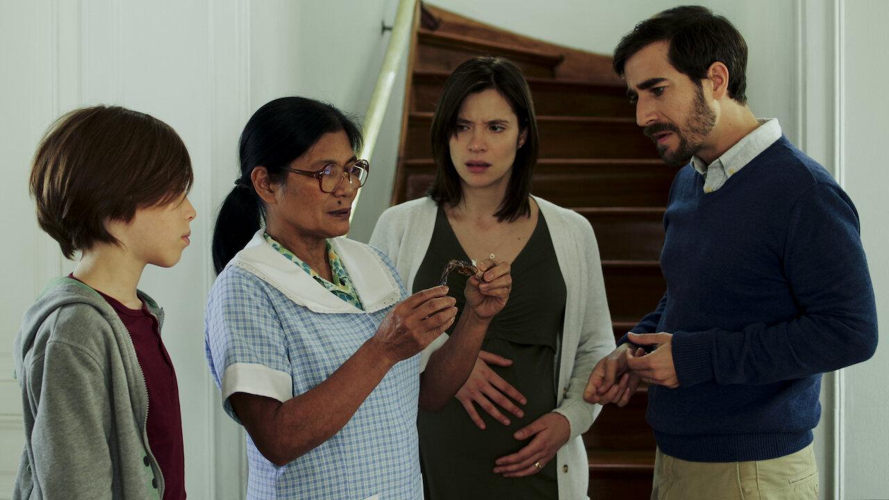 Madre, una de las mejores películas chilenas de terror