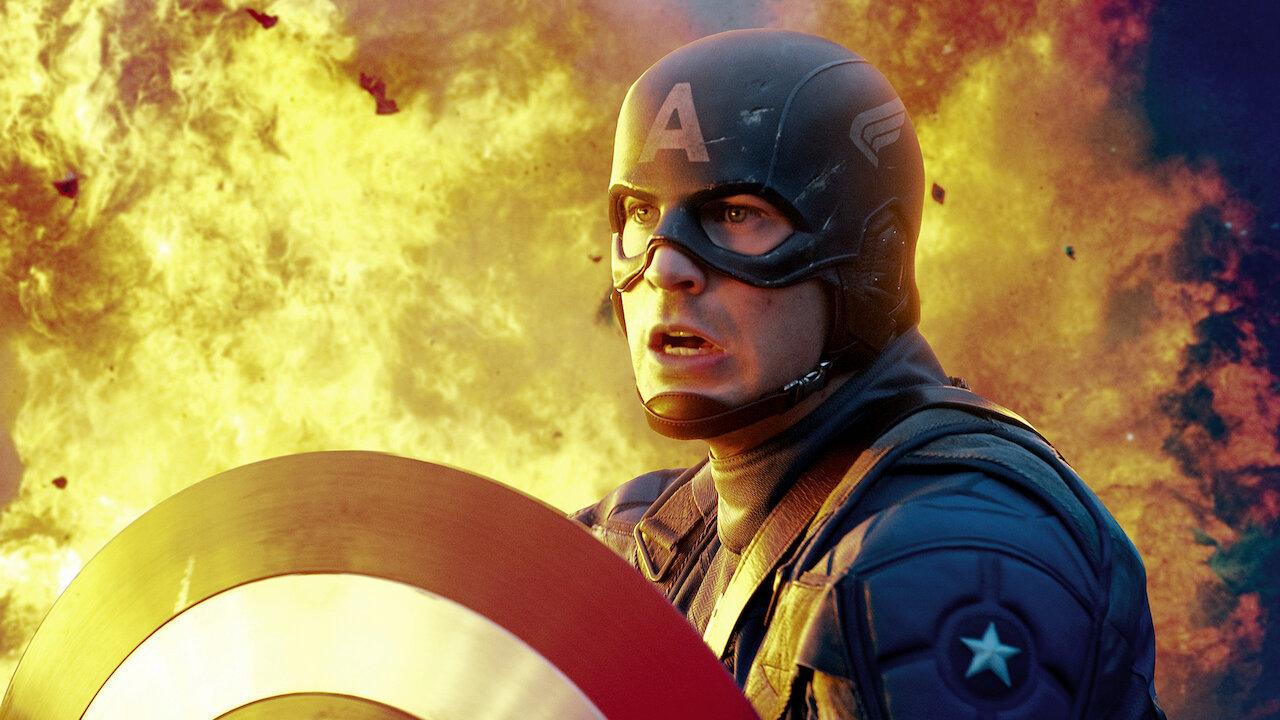 Captain America: The First Avenger   Netflix