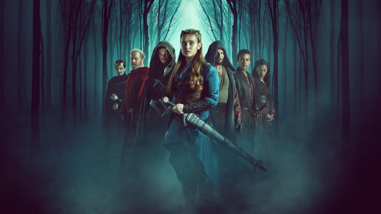 Cursed : La rebelle | Site officiel de Netflix
