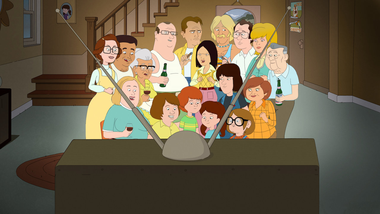 F is for Family | Netflix Official Site