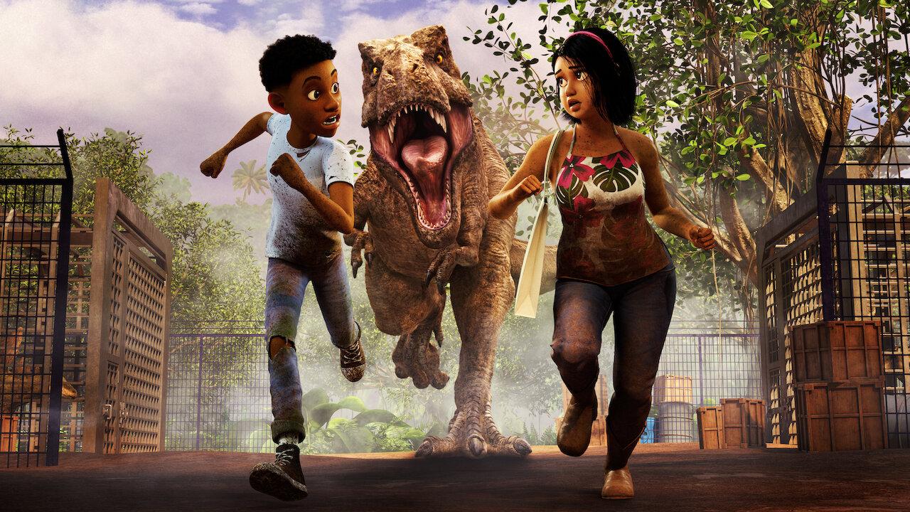 Jurassic World: Campamento Cretácico | Sitio oficial de Netflix