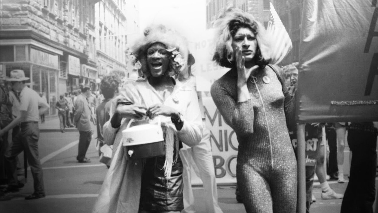 Image result for The Death and Life of Marsha P. Johnson