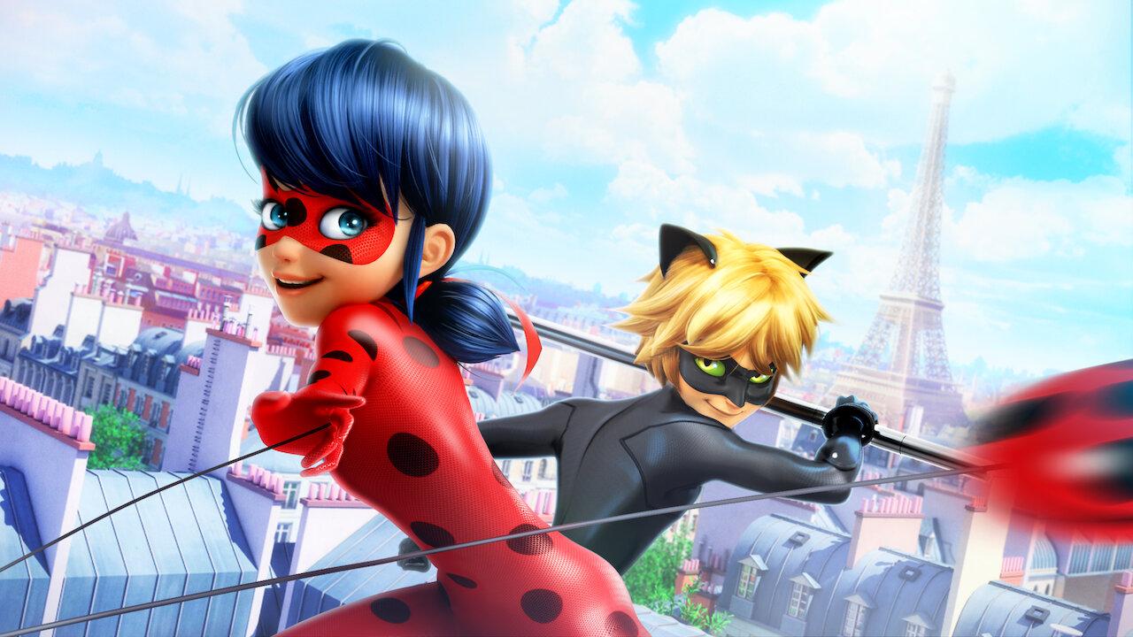 Miraculous Tales Of Ladybug Cat Noir Netflix