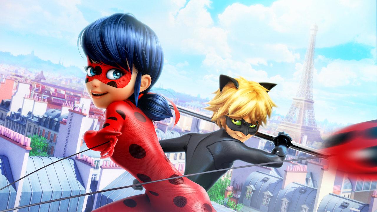 Miraculous: Tales of Ladybug & Cat Noir | Netflix