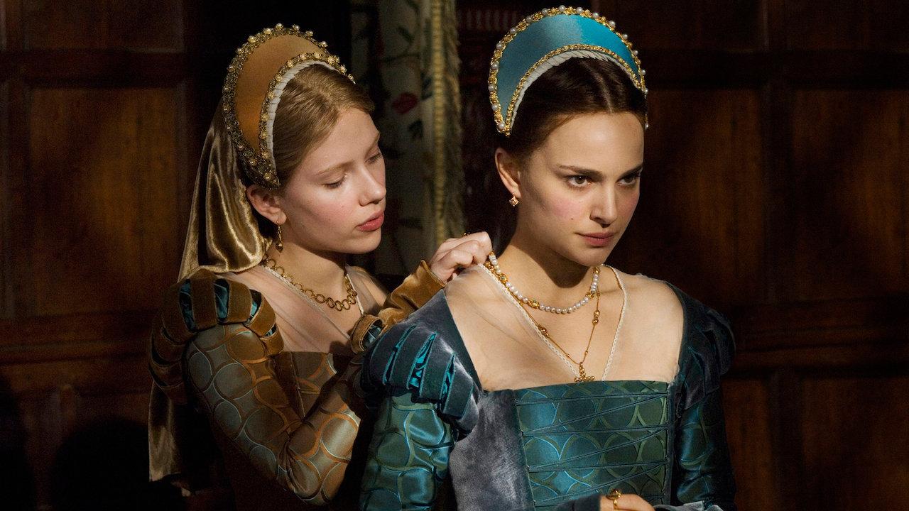 The Other Boleyn Girl   Netflix