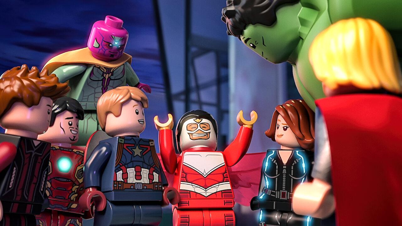 LEGO Marvel Super Heroes: Avengers Reassembled! | Netflix