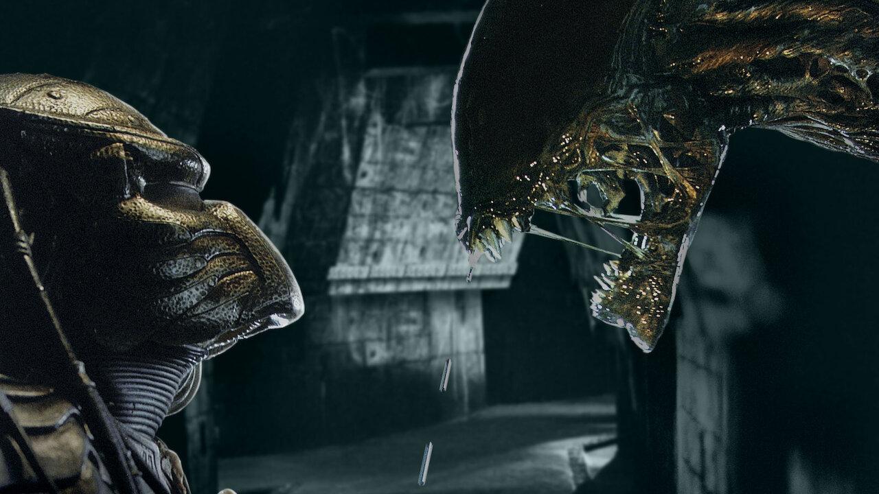 Alien Vs Predator Netflix