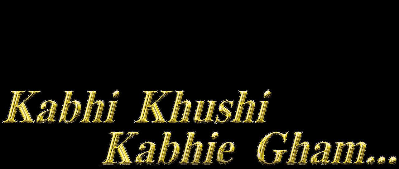 Kabhi Khushi Kabhie Gham Netflix