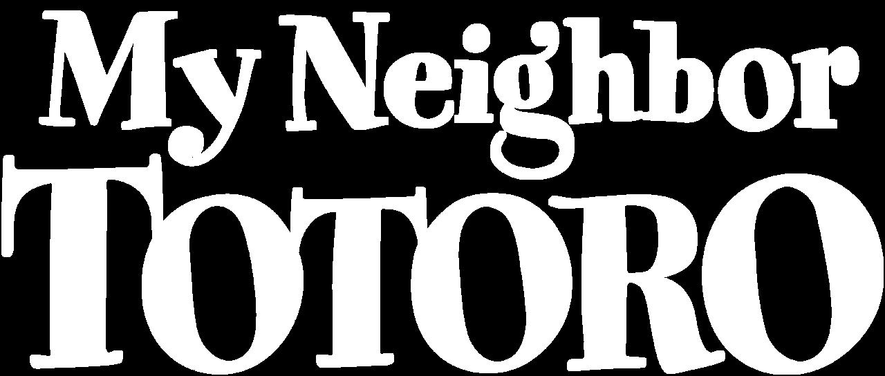 My Neighbor Totoro Netflix