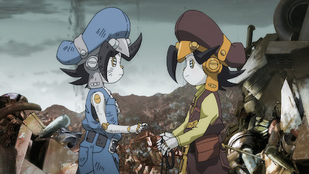 Cannon Busters | Netflix Official Site