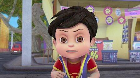 ViR: The Robot Boy | Netflix