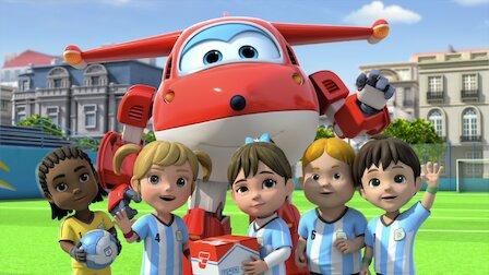 Super Wings | Netflix