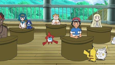 Pokémon The Series Sun Moon Netflix