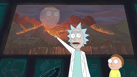 Rick and Morty | Netflix