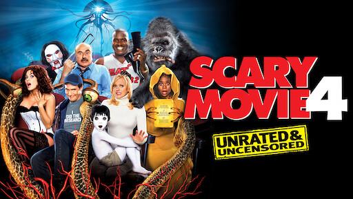 Scary Movie 5 Netflix
