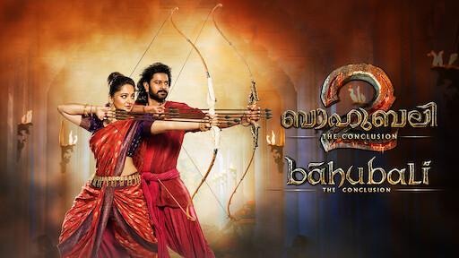 Baahubali 2 The Conclusion Hindi Version Netflix